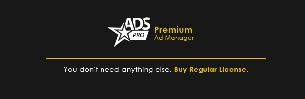 Ads Pro Plugin - Multi-Purpose WordPress Advertising Manager 14